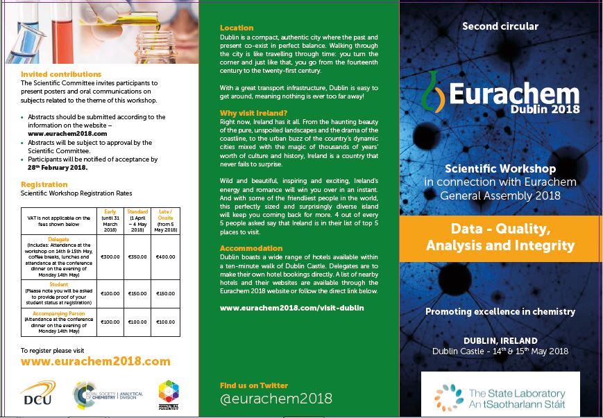 Eurachem New Outline