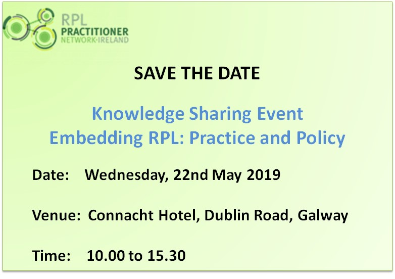 RPL Knowledge Sharing Event